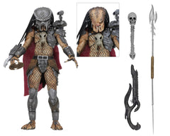 The Predator Action Figure - 7 inch Ultimate Fugitive Predator (2018) by NECA