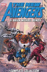 NEW AVENGERS BY BENDIS COMPLETE COLLECTION TRADE PAPERBACK VOLUME 07
