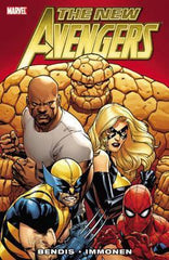 NEW AVENGERS BY BRIAN MICHAEL BENDIS TRADE PAPERBACK VOLUME 01