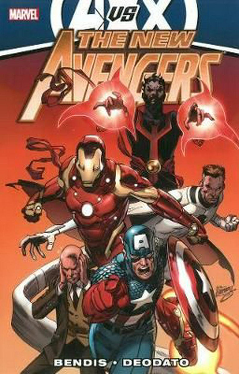 NEW AVENGERS BY BRIAN MICHAEL BENDIS TRADE PAPERBACK VOLUME 04
