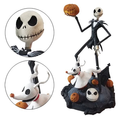 Nightmare Before Christmas - Jack Skellington Statue (By Finders Keypers)