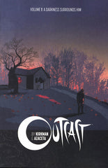 OUTCAST BY KIRKMAN & AZACETA TRADE PAPERBACK VOLUME 01