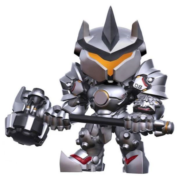 Overwatch Pop! Vinyl - Reinhardt Large Super Sized 6 Inch