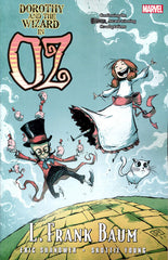 OZ TRADE PAPERBACK - DOROTHY AND WIZARD IN OZ