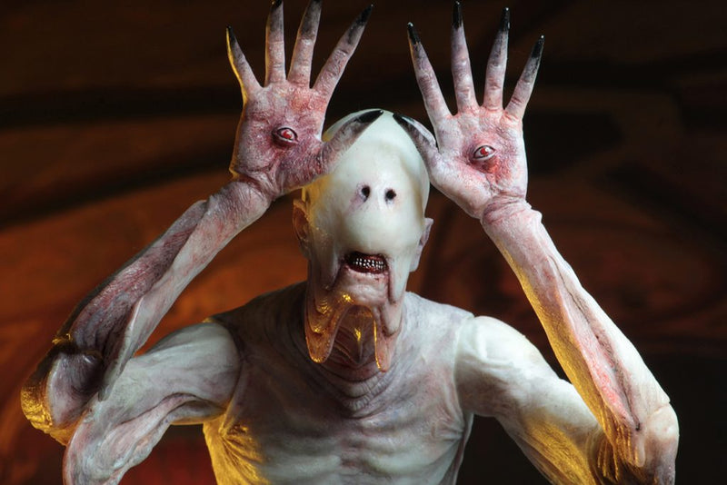 Pans Labyrinth - Pale Man Action Figure (Underworld Throne) by NECA