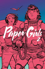 PAPER GIRLS TRADE PAPERBACK VOLUME 02