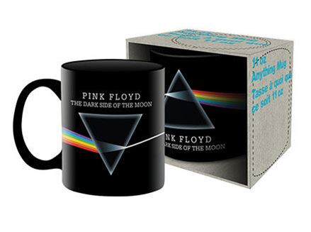 Pink Floyd Coffee Mug - Dark Side of the Moon