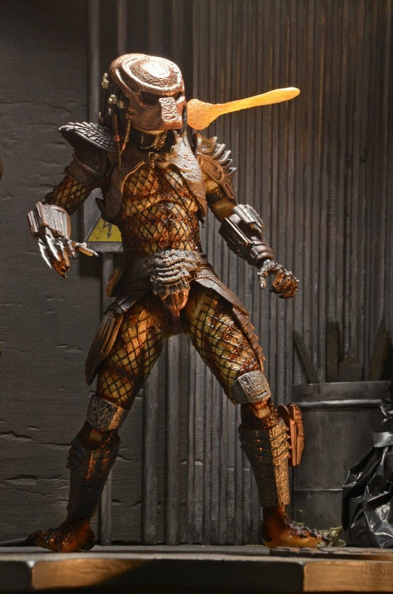 Predator 2 - Ultimate City Hunter 7 Inch Action Figure by NECA
