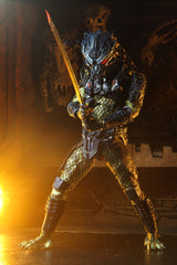 Predator 2 - Ultimate Armoured Lost 7 Inch Scale Action Figure by Neca