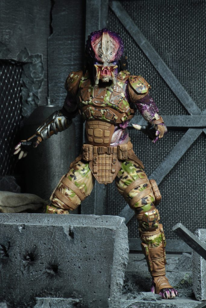 Predator - Ultimate Emissary (2018) Action Figure 7 Inch Scale by Neca