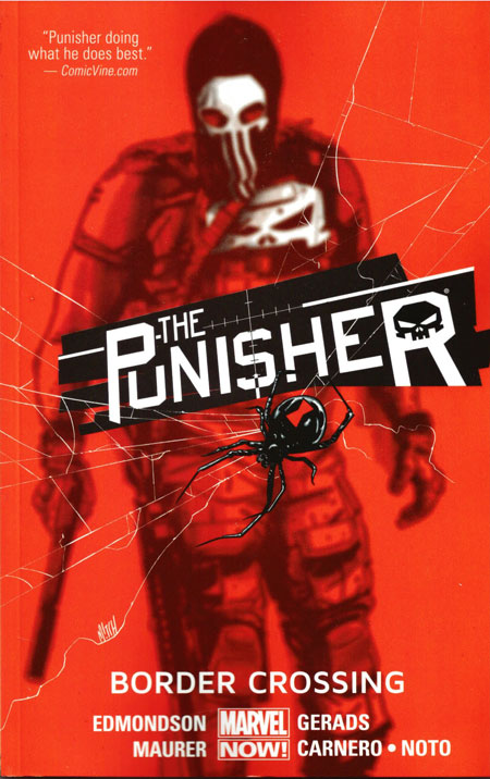 Punisher Volume 2: Border Crossing