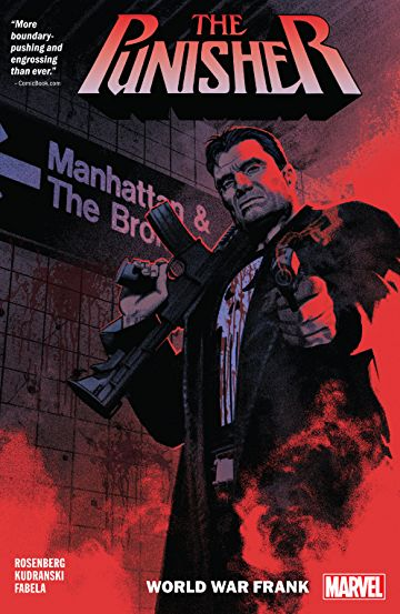 PUNISHER TRADE PAPERBACK VOLUME 1 WORLD WAR FRANK (ROSENBERG)