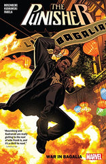 PUNISHER TRADE PAPERBACK VOLUME 2 WAR IN BAGALIA (ROSENBERG)