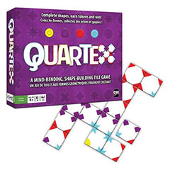 Quartex Tile Game