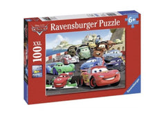 Ravensburger Puzzle - Disney Explosive Racing (100 piece)