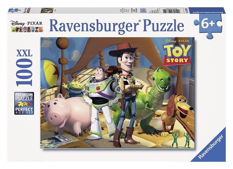 Ravensburger Puzzle - Disney Toy Story (100 piece)