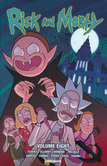 RICK & MORTY TRADE PAPERBACK VOLUME 8
