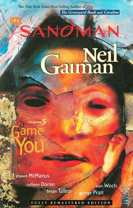 SANDMAN TRADE PAPERBACK VOLUME 05 A GAME OF YOU NEW ED