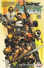 SAVAGE AVENGERS TRADE PAPERBACK VOLUME 1 CITY OF SICKLES (DUGGAN)
