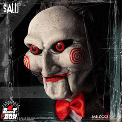 Saw - Billy 'Burst A Box' by Mezco (36cm