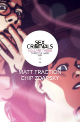 SEX CRIMINALS TRADE PAPERBACK VOLUME 03 THREE THE HARD WAY