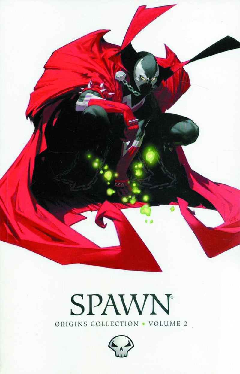 SPAWN ORIGINS TRADE PAPERBACK VOLUME 2