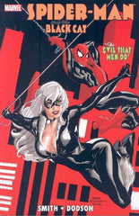 SPIDERMAN / BLACK CAT TRADE PAPERBACK BY KEVIN SMITH
