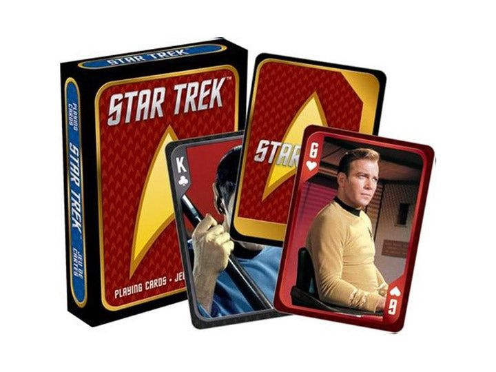 Star Trek Playing Cards (Cast)