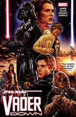 STAR WARS TRADE PAPERBACK VADER DOWN