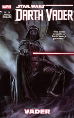 STAR WARS DARTH VADER TRADE PAPERBACK VOLUME 01 VADER