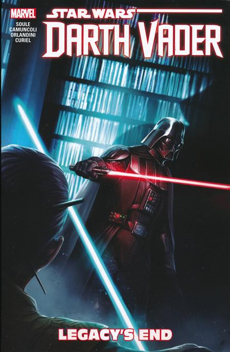 STAR WARS DARTH VADER: DARK LORD OF THE SITH VOLUME 2 LEGACY'S END