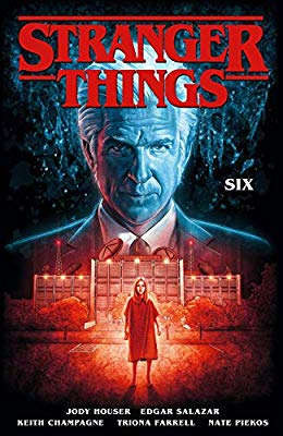STRANGER THINGS TRADE PAPERBACK VOLUME 2 SIX