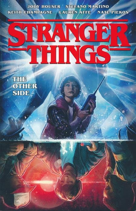 STRANGER THINGS TRADE PAPERBACK VOLUME 1 THE OTHER SIDE