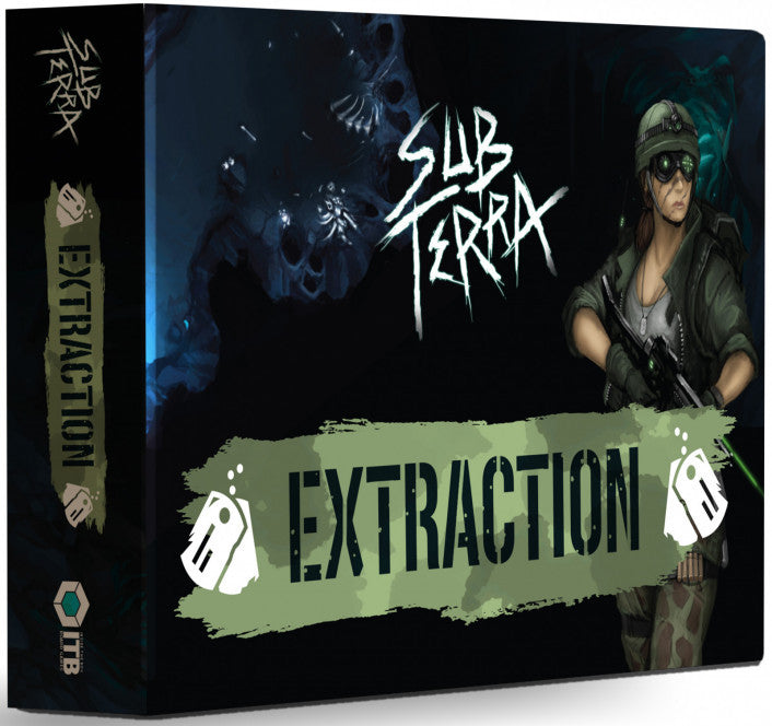 Sub Terra Expansion - Extraction