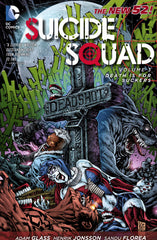 SUICIDE SQUAD TRADE PAPERBACK VOLUME 3 DEATH IS FOR SUCKERS