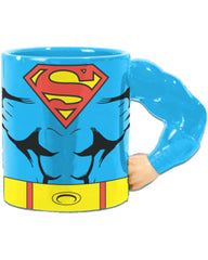 Superman Coffee Mug - Muscle Arm (DC)