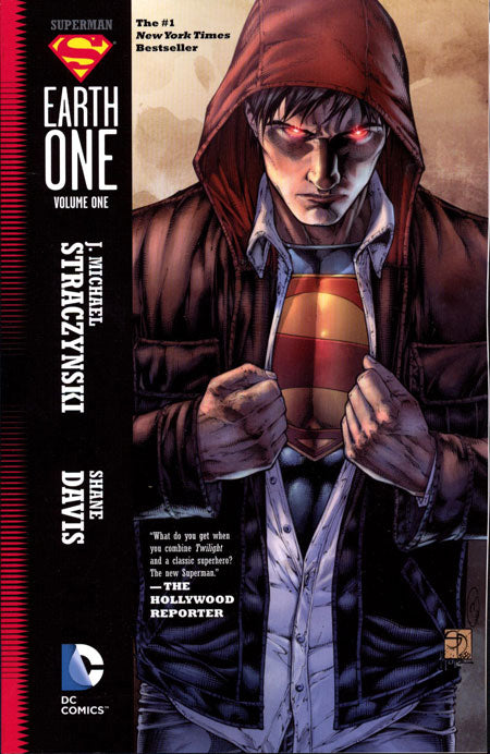 SUPERMAN EARTH ONE VOLUME 1 TRADE PAPERBACK