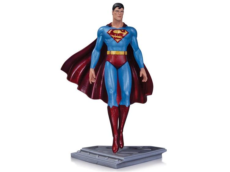 Superman Statue by DC Collectables - 22cm by Moebius (Limited to 5,200)