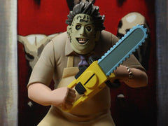 Toony Terrors - Texas Chainsaw Leatherface 6 Inch Action Figure by NECA