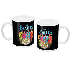 The Beatles Coffee Mug - Sgt Pepper