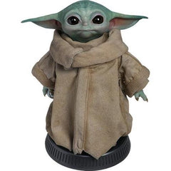 The Child Statue - Life-size 1/1 Scale by Sideshow from Mandalorian (Baby Yoda, Grogu) FREE POSTAGE