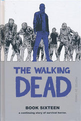 WALKING DEAD HARDCOVER VOLUME 16 (FINAL)