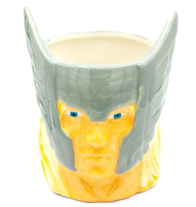 Marvel Thor Coffee Mug - Large 3D Head Sculpt
