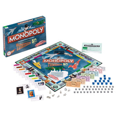 Thunderbirds Monopoly Retro