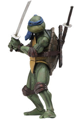 TMNT (1990) Leonardo Action Figure 7 Inch Scale by NECA