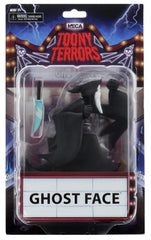 Toony Terrors - Scream Ghostface 6 Inch Action Figure by NECA