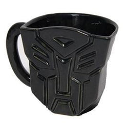 Transformers Coffee Mug - 3D Moulded Autobot