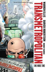 TRANSMETROPOLITAN TRADE PAPERBACK VOLUME 10 ONE MORE TIME NEW ED