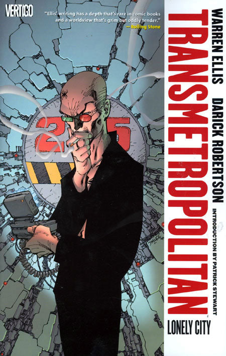 TRANSMETROPOLITAN TRADE PAPERBACK VOLUME 05 LONELY CITY NEW ED