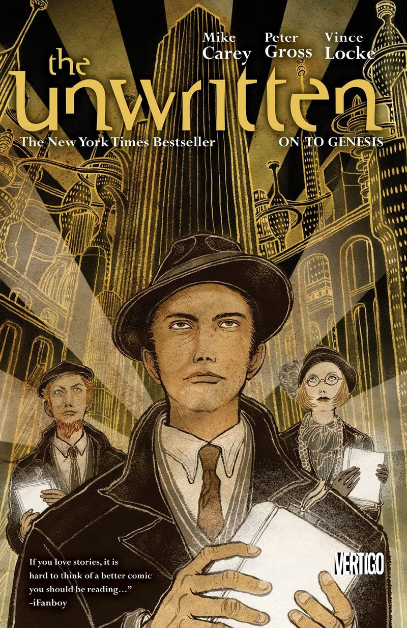 UNWRITTEN TRADE PAPERBACK VOLUME 05 ON TO GENESIS